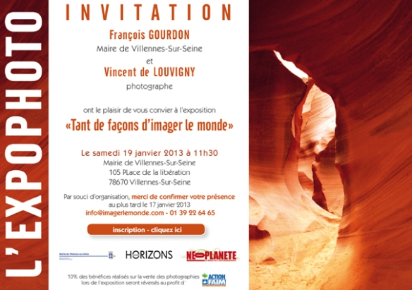 Exposition 2013 Villennes INVIT